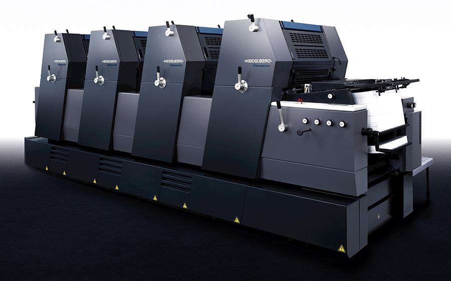 Impressora Heidelberg
